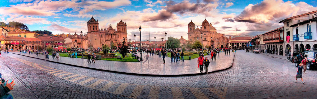 half day city tour cusco