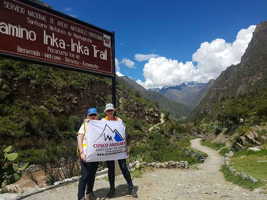 classic inca trail to machu picchu 4d-3n 2020 startiing point