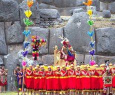 """Inti Raymi  """"Fiesta del Sol"""" 2020"""