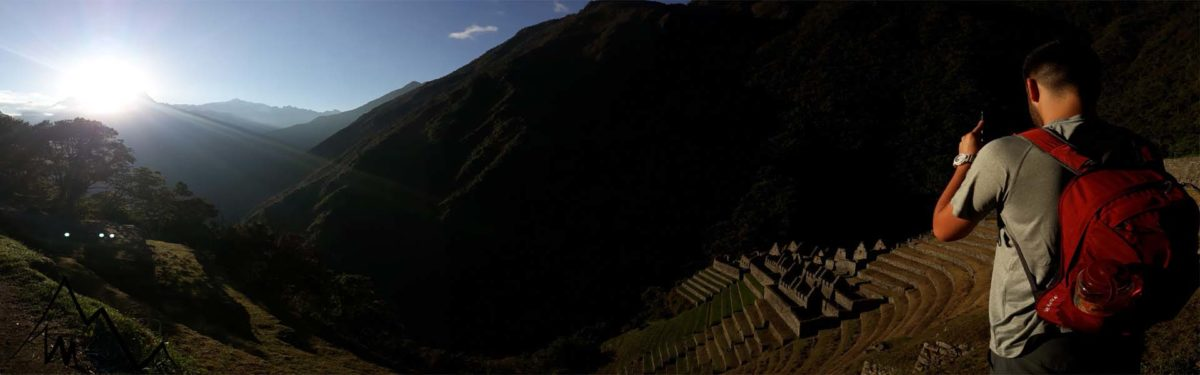 inca trail to machu picchu 2d -1n