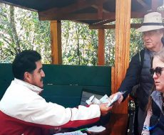 IMPORTANCE OF PASSPORT ON THE INCA TRAIL