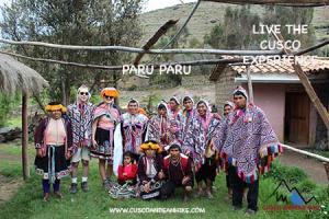 PARUPARU PARQUE DE LA PATA PATATO PARK CUSCOEXPERIENCE