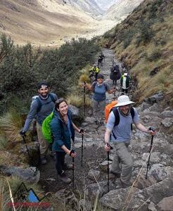 classic inca trail hike - camino inca 4d-3n cusco andean hike