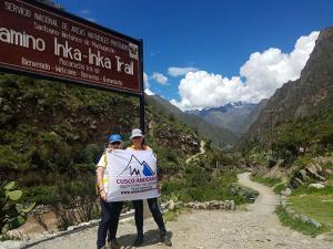 classic inca trail hike 2020 - 2021 famous hike of peru cusco andean hike