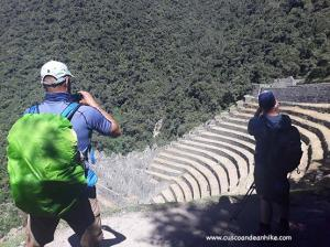 official tour operator short inca trail hike to machu picchu trekking corto inca