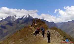 quarry trek to machu picchu moonstone trek cachicata trek cusco andean hike